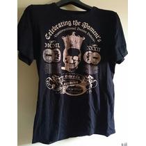 Camiseta Marca Vide Bula, Tamanho M
