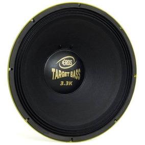 Alto Falante Eros Target Bass 3.3k 1650w Rms 15