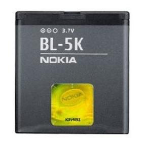 Batería Para Nokia Bl-5k C7-00, N85, N86 8mp Li-ion 1200 Ma