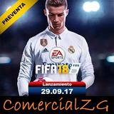Fifa 18 Ps3 Digital - Pase En Linea Incluido - Cuenta Rut