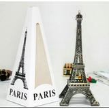 Torre Eiffel 18cm Decoración Centros De Mesa - Tortas