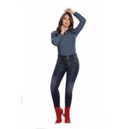 Camisa Mujer Manga Larga Gran Jeans