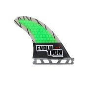 Quilha Evolution G3 Verde  Encaixe Futures