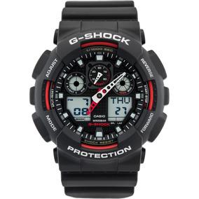 Reloj Casio G-shock Ga-100-1a4 - 100% Nuevo Y Original