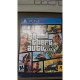 Grand Theft Auto V Ps4 Excelente Estado
