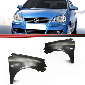 Paralama Polo Hatch Sedan 2007 2008 2009 2010 2011 Com Furo