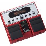 Pedal Boss Ve-20 Procesador Vocal Nuevo - Entrega Inmediata