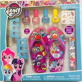 Set Juego De Belleza Para Niña My Little Pony