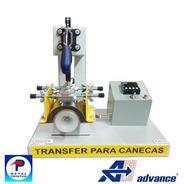 Prensa Cilíndrica Térmica Transfer Para Canecas De Acrílico
