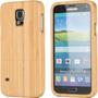 Funda Madera Bamboo Samsung Note 4 Note 5 J1 J5 A5 A7 S6