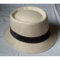 Sombrero Estilo Borsalino Multiuso Estilo Panameño