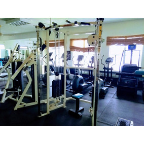 Polea Doble Functional Trainer Lifefitness Equipo D Gimnasio