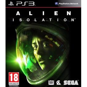 Alien Ps3 Isolation | Digital Español Oferta Unica Del Pais!