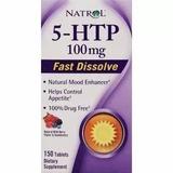Natrol 5-htp Sublingual 100mg 150tablet