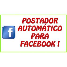 Postador Automatico Grupos Facebook