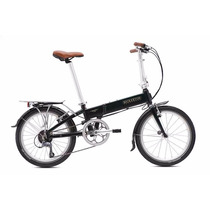Bicicleta Portable Bickerton Argent 1808