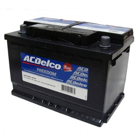 Bateria Acdelco 70 Amperes 52064126