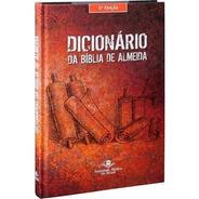 Dicionário Bíblico Completo De Almeida 2@ Edição