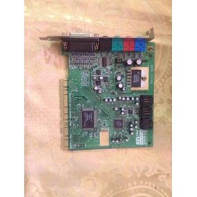 Tarjeta De Sonido Sound Blaster Pci128