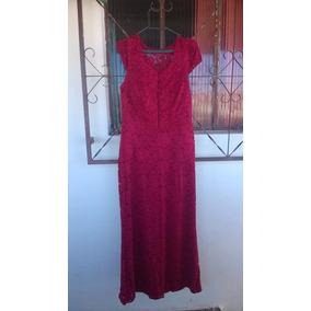 Vestido Todo Em Renda Guipir 464653