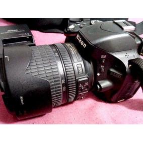 Câmera Nikon D5100 + Lente 18-105mm + Cartão - Frete Grátis