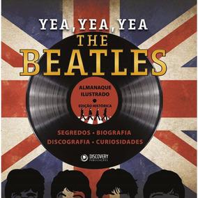 Livro The Beatles Almanaque Ilustrado Edição Histórica