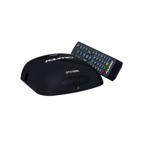 Conversor E Gravador Digital Full Hd Aquário Dtv-5000 Hdmi