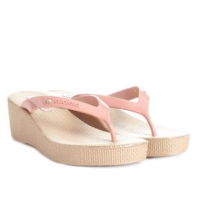 c89ca9d25 Chinelo Tamanco Azaleia - Sapatos Rosa claro no Mercado Livre Brasil