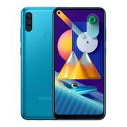 Celular Samsung M11 / 32gb / 3 Ram / 13mpx + Sd + Forro**
