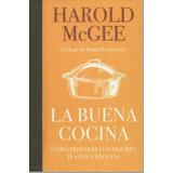 La Buena Cocina Harold Mcgee Libro Formato Digital!!