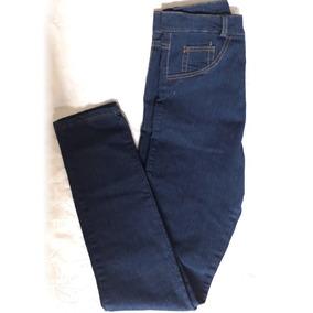 Blue Jeans Dama Pantalon Nuevo Talla 10-12.