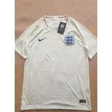 Camiseta Inglaterra Titular Nike Mundial 2018 Oficial