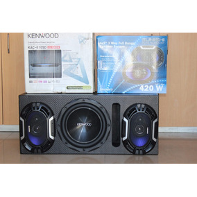 Car Audio Tuning Bajo Parlantes Potecia Tweeter Subwoofer