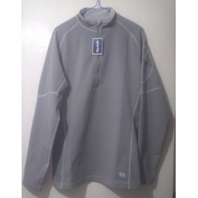 Sudadera Gris Marca Mountain Hard Wear