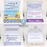 Convite Personalizado Tema Fazendinha Infantil Festa Anivers