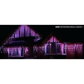988f3ae9451 Luz Lluvia X200 Luces Cascada Arbol Navidad Eventos Fiestas - Luces ...