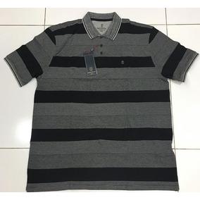 Camisa Masculina Polo Individual Original 982f6d89f3a3d