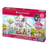 Mega Bloks Playset Construx American Girl Casa Construible 2