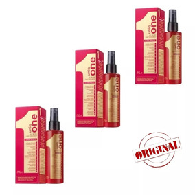 3 Uniq One Revlon Hair Treatment 10 Em 1 - 150ml - Original