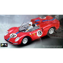 Auto Slot Carrera Ferrari 365 P2 Scalextric 1/32 Supertoys