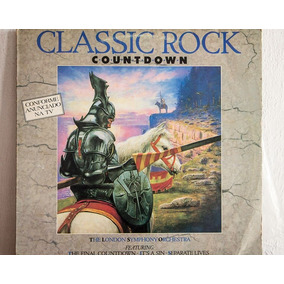 Lp Classic Rock - Countdown - Instrumental