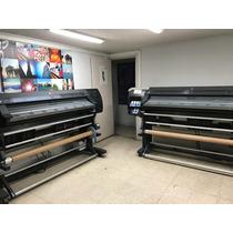 Hp Latex 26500 Para Impresión Remato