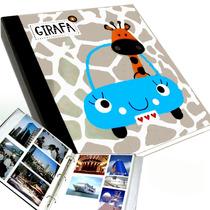 Álbum De Fotografias P/ 250 Fotos 10x15 Cm - Luxo