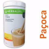 Shake Herbalife Original Pote 550g - Paçoca - Emagrecer