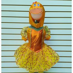 Disfraz Pata Patita Tutu Mallas Disfraces Primavera Niñas