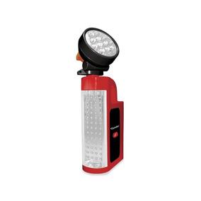Luminario Lampara Emergencia 64 Led 192 Lum ! Envio Gratis !