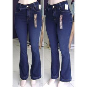 Calça Flare Hot Pants Darlook Jeans