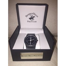 Reloj Polo Eeuu Hombre Original, Negro