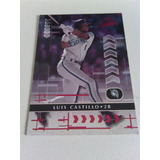 Rr Especial Luis Cantillo 2001 Play Off Absolute Memorabilia