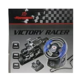 Volante Ps2/ps3/pc Victory Racer Ft-31c3